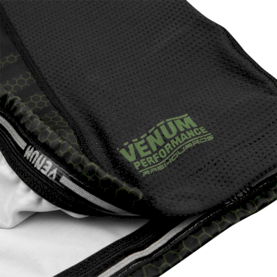 Рашгард Venum Technical 2.0 Khaki/Black SS - фото 5