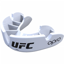 Капа UFC Opro Bronze Level White