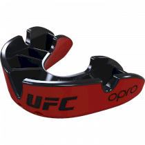 Капа UFC Opro Silver Level Red/Black