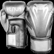 Боксерские перчатки Venum Impact Silver